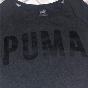 Puma Women's Medium Long Sleeve Dri Fit Shirt